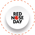 Logo Red Nose Day Soziale Projekte Foto Bluebox
